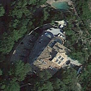 Francis Holder's house (Google Maps)