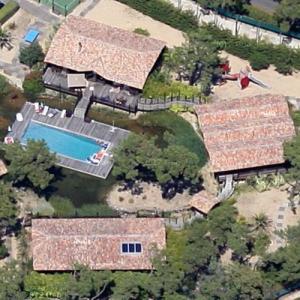 Pascal Obispo's house (Google Maps)