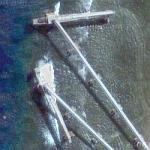 Nauru north cantilever loaders (Google Maps)