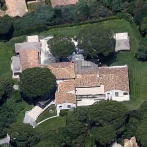 Jacques Essebag's (Arthur's) house (Google Maps)