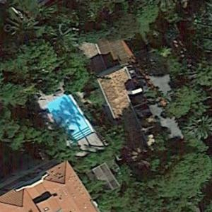 Domenico Dolce and Stefano Gabbana's villa (Google Maps)