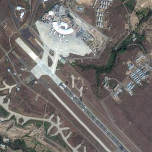 Srinagar International Airport (Google Maps)