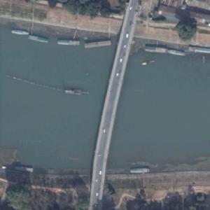 Abdullah Bridge (Google Maps)
