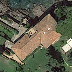 Susanna Agnelli's villa (former) (Google Maps)
