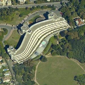 Hotel Praha (Google Maps)