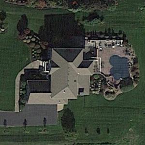 Rex Ryan's House (Google Maps)