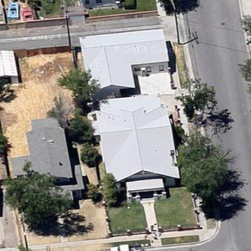 Judy Garland's Childhood Home In Lancaster, CA (Google