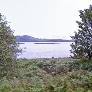 """Loch Craignish (""""From Russia with Love"""") (StreetView)"""