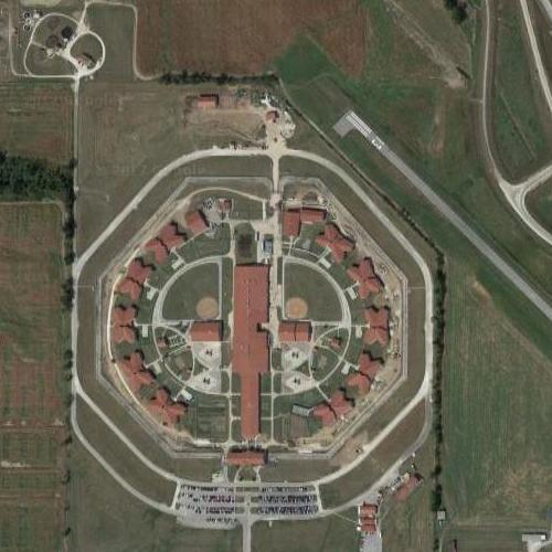 Northeast Correctional Center In Bowling Green Mo Google Maps