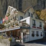 "Hotel Jungfrau, Lauterbrunnen (""On Her Majesty's Secret Service"")"