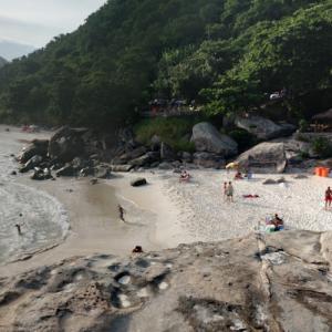 """Grumari Beach (""""Moonraker"""") (StreetView)"""