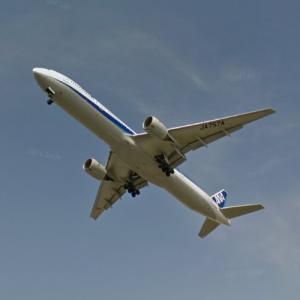 All Nippon Airways Boeing 777-381 [JA757A] (StreetView)