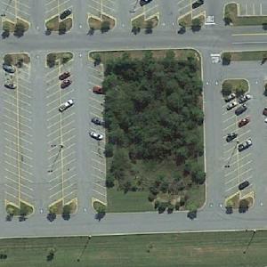 Unknown Burial Ground (Google Maps)