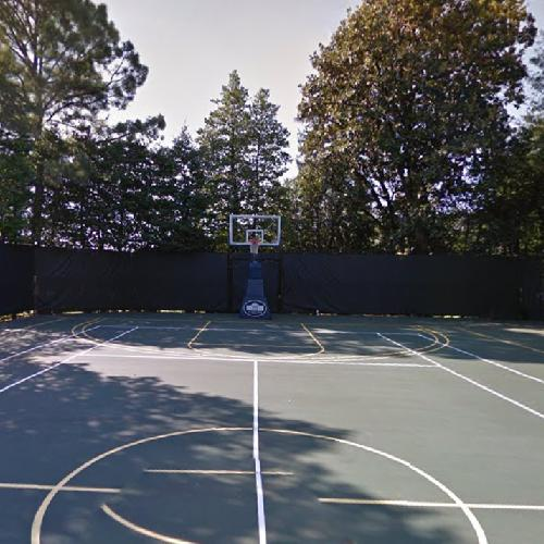 Basketball Court White House