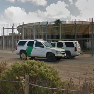 United States Border Patrol (StreetView)