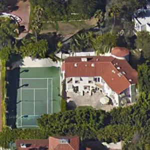 Lisa Vanderpump & Ken Todd's House (Former) (Google Maps)