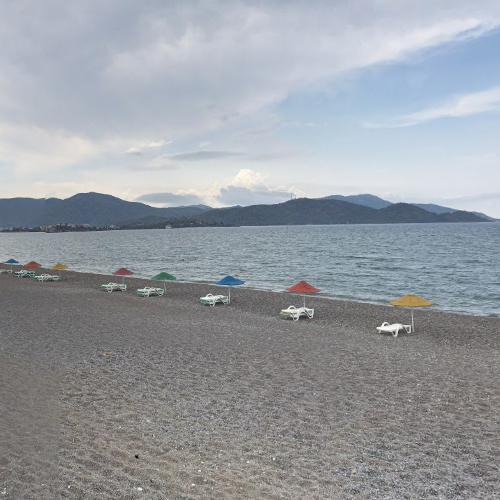 "Calis Beach (""Skyfall"") In Fethiye, Turkey (Google Maps"