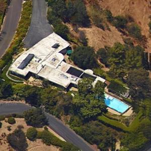 Mandy Moore's House (Google Maps)