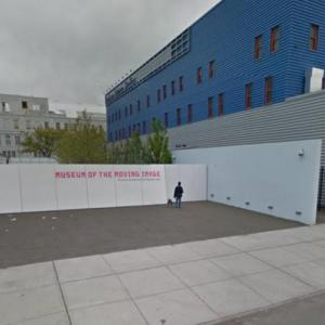 Museum of the Moving Image (site of Shia LaBeouff arrest) (StreetView)
