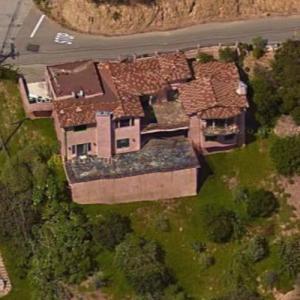 Joanna Krupa & Romain Zago's House (Google Maps)