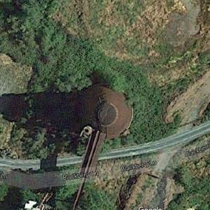 Soulsbyville Silo (Google Maps)