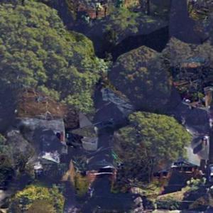 Amy Carter's House (Google Maps)