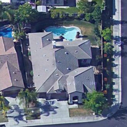 Kamala Harris' House (Google Maps)