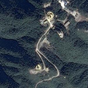 Radar Sites (Google Maps)