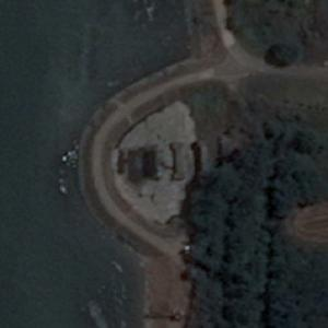 Trajan's Bridge (Google Maps)