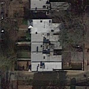 Lindsey Graham's House (Google Maps)