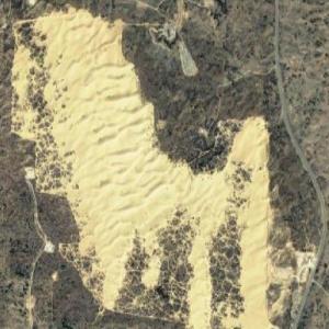 Little Sahara State Park (Google Maps)