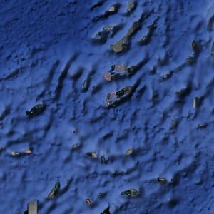 Spratly Islands (Google Maps)