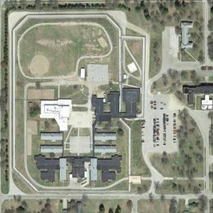 Newberry Correctional Facility (Google Maps)