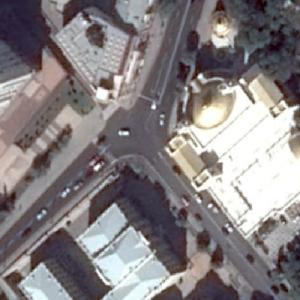 Baku City Circuit: Turn #15 (Google Maps)