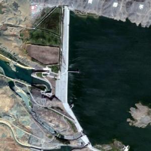 Project 635 Dam (Google Maps)