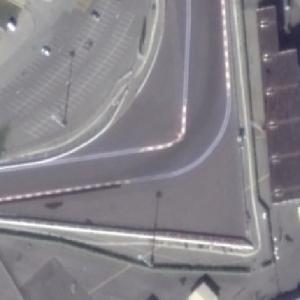 Sochi Autodom: Turn #5 (Google Maps)