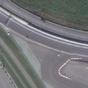 Sochi Autodrom: Turn #13 (Google Maps)