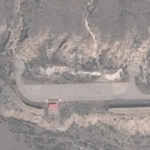 Underground Access - Aircraft Hard Hangars (Google Maps)