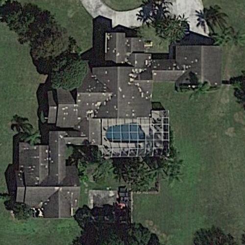 Google Rental Homes: Scott Stapp's Rental House In Boca Raton, FL (Google Maps