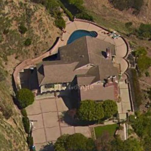 Demi Lovato S House In Los Angeles Ca Google Maps 5