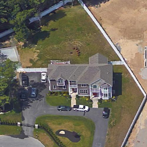 Rob Gronkowski S House In Foxborough Ma Google Maps 2