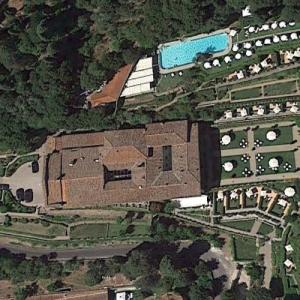 Selena Gomez & The Weeknd's Italian Vacation Villa (Google Maps)