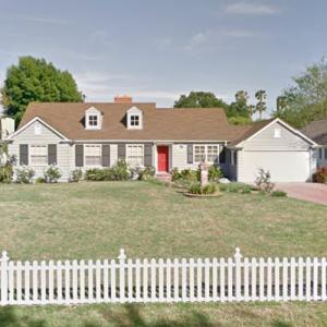 The House In Earl's dreams while he is in a coma (My Name Is Earl) (StreetView)