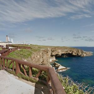 Banzai Cliff (StreetView)