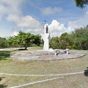 Suicide Cliff Memorial (StreetView)