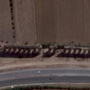 Zaghouan Aqueduct #2 (Google Maps)