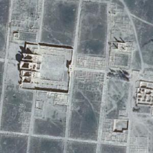Archaeological Site of Sbeitla (Google Maps)