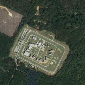 McCormick Correctional Institution (Google Maps)