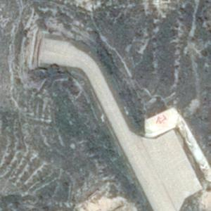 Underground Access - Aircraft Hard Hangars (Google Maps)