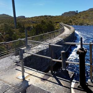 Woodhead Dam (StreetView)